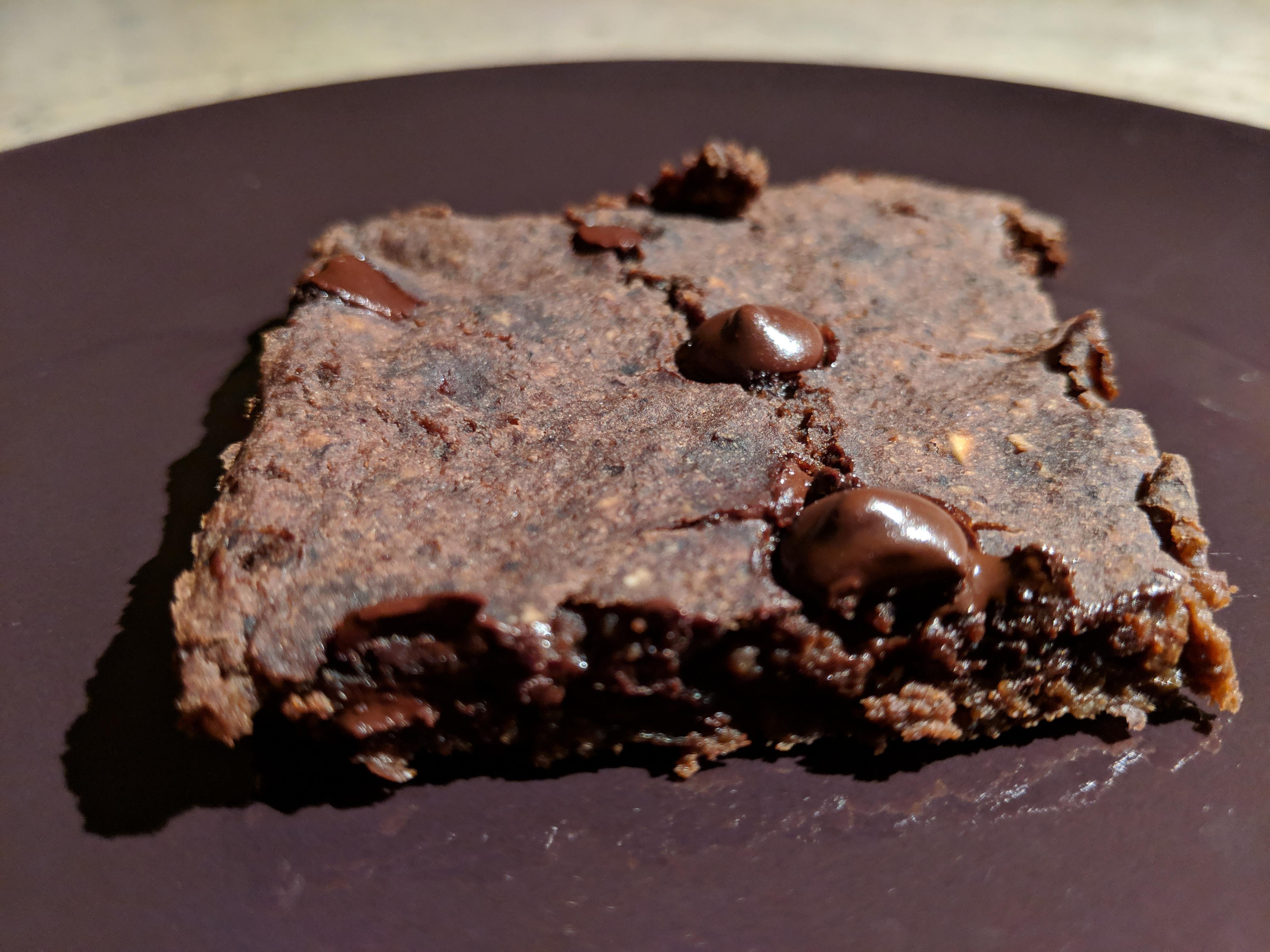 Healthy Gluten-Free Brownies